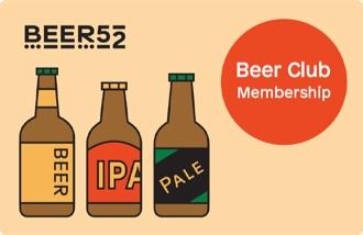 Beer52 Gift Card UK