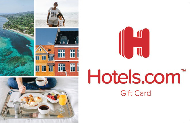 Hotels.com Gift Card UK