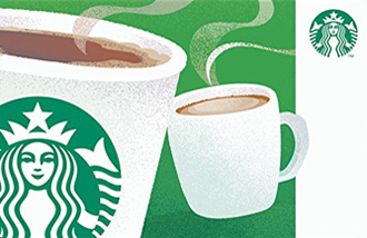 Starbucks Gift Card UK