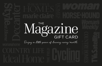 The Magazine Gift Card Gift Card UK