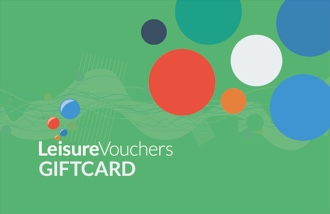 Leisure Vouchers Gift Card UK